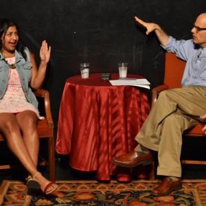 Punam Patel, Jimmy Carrane, Improv Nerd, Improv Nerd with Jimmy Carrane, improv, interview, podcast, comedy podcast, comedy interview, Second City