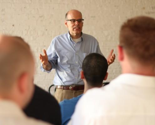 Jimmy Teaching