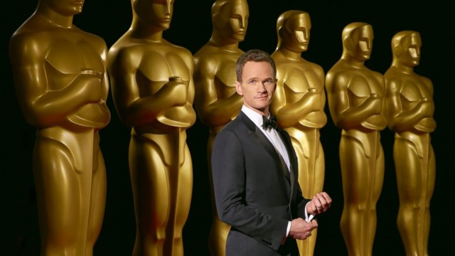 Oscars -- Neil Patrick Harris