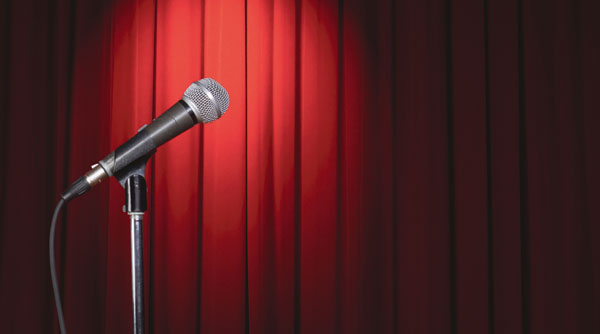 Taking a Stand-Up Class | Jimm...