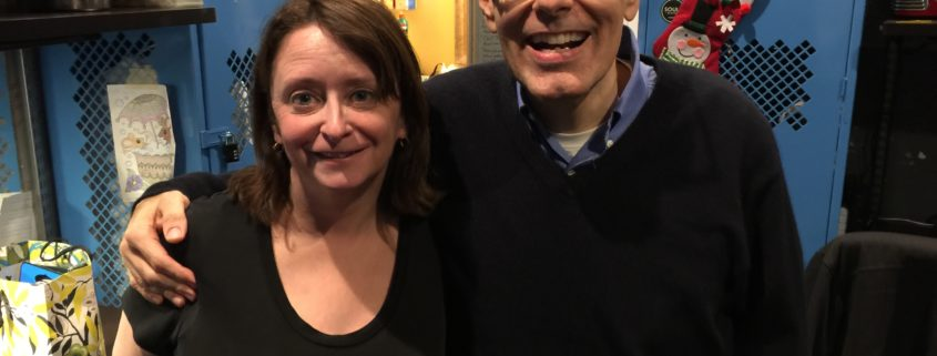 Rachel dratch podcast
