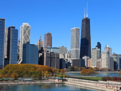Chicago is the mecca of improv