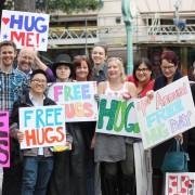 Free Hugs Day
