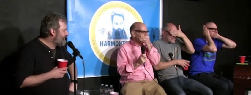 Jimmy Carrane on Harmontown