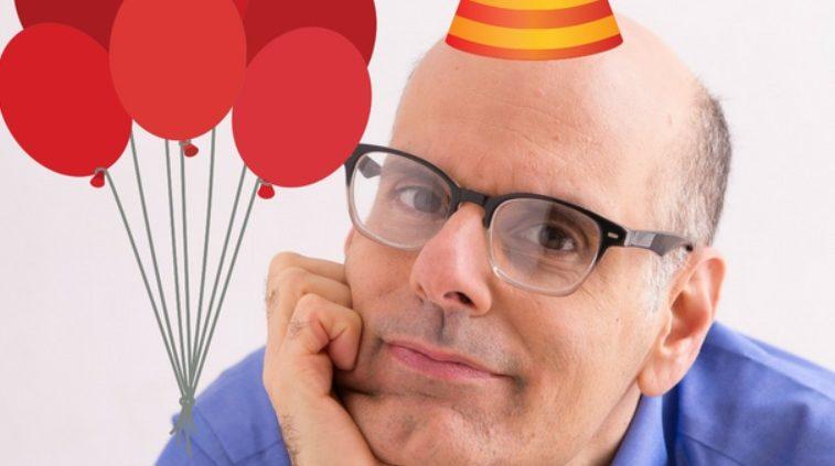 Jimmy Carrane's birthday